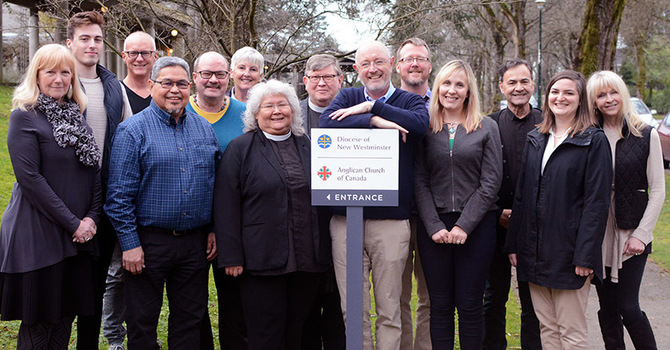 General Synod Worship Committee Gathers at Nanton Avenue image