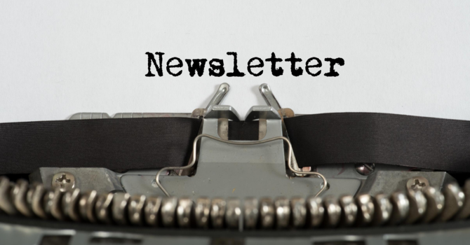 Aug. 7, 2020 Newsletter image