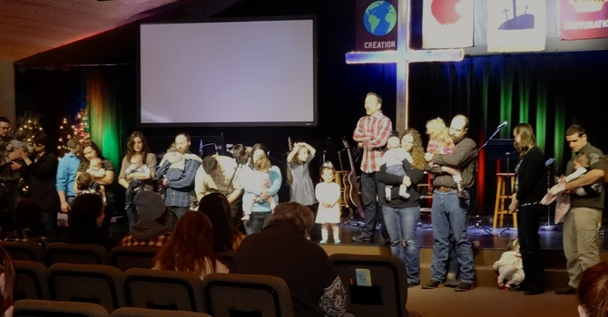 Sanctity of Life Sunday - Baby Dedications! image