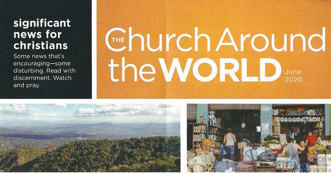 Church Around The World image