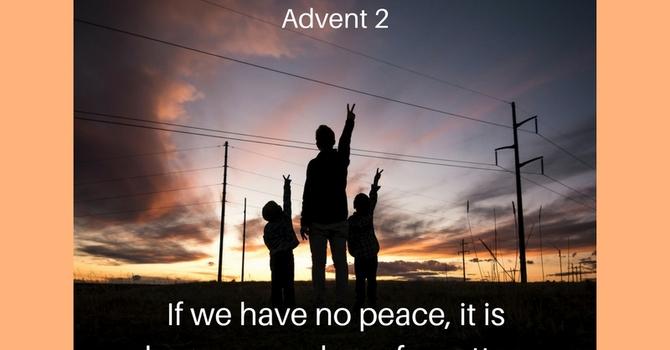 Angels Among Us ~ Advent II image