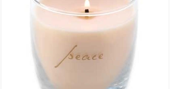 Peace Candle image
