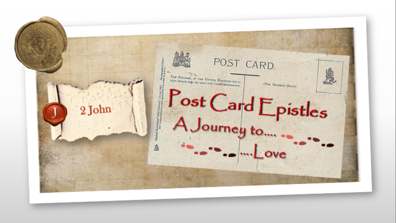 Post Card Epistles - A Journey To Love