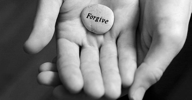 The Process Of Forgiveness image