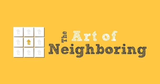 The Art of Neighbouring Safely image