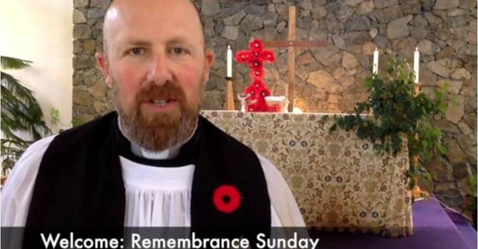 Service for November 8th 2020 (Remembrance) image