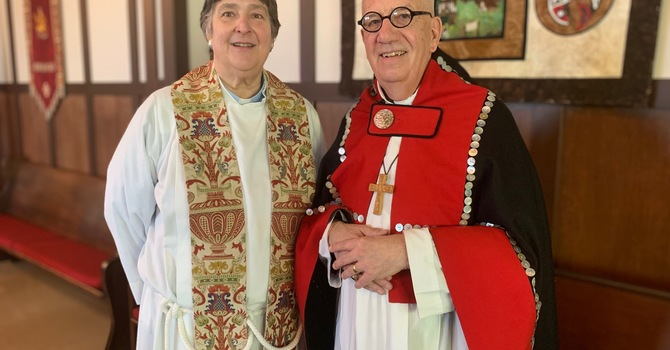 Bishop Logan McMenamie image