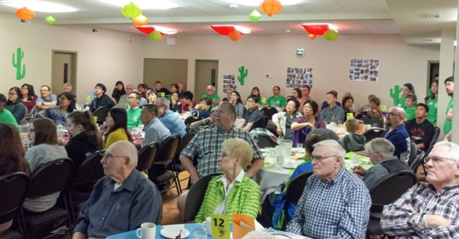 Mexico Fundraising Dinner image