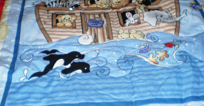 Quilt Display image