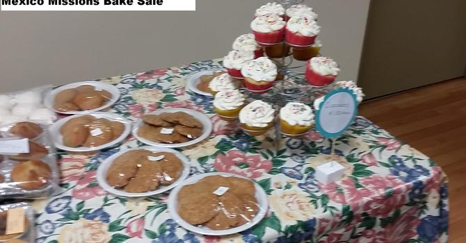 Mexico Missions Bake Sale image