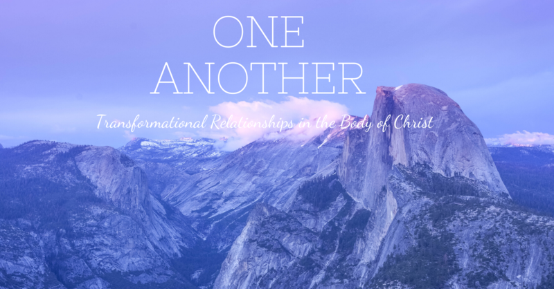 One Another - Spurring One Another