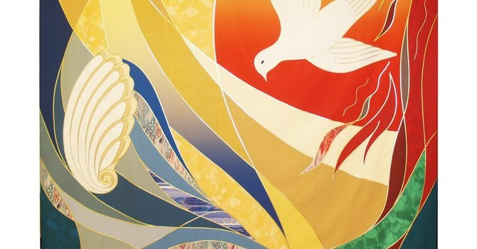 Pentecost service