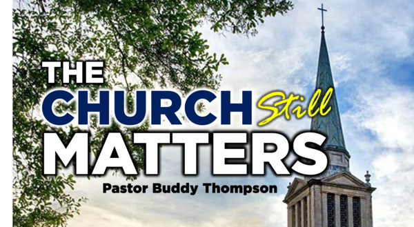 The Church Still Matters