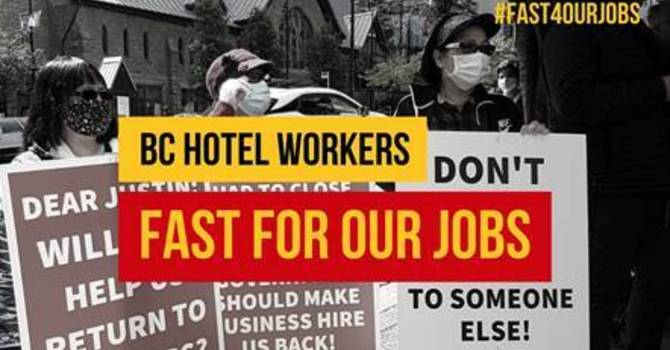 Fast for Our Jobs image