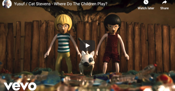 Where DO the children play? image