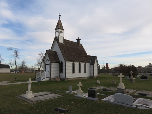 The Early History of Calgary's Anglican Churches
