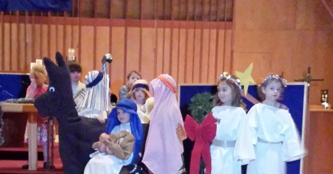 The Preschool Nativity image
