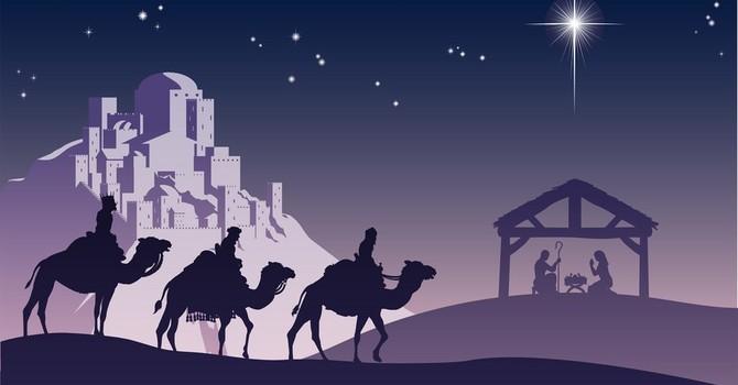 Karen Hollis Sermon – Matthew 2:1-12  Epiphany  January 6, 2019 image