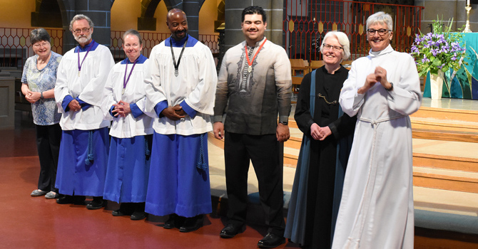 Cathedral Servers Recognized image