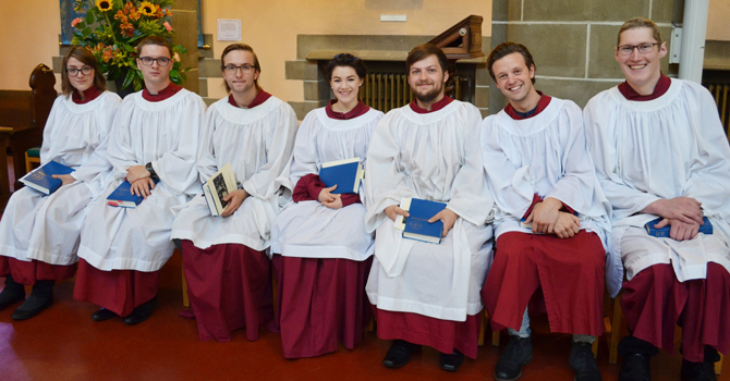 Applications for Choral Scholarships invited image