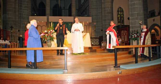 Blanketing the Bishop image