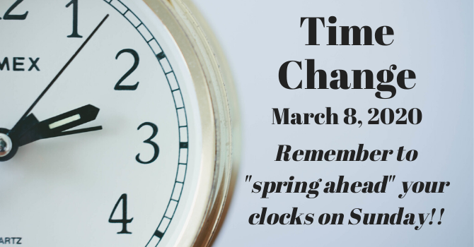 Time Change image