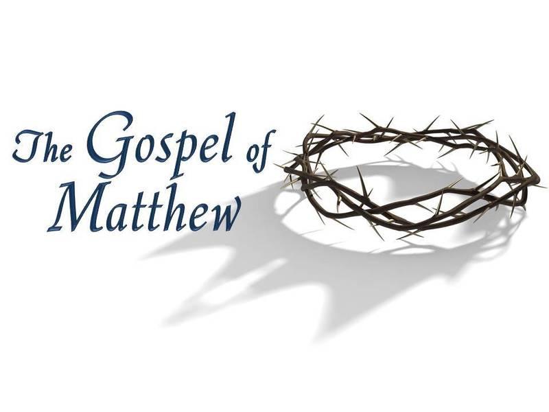 Matthew 7:12-14 (Bruce Taylor)
