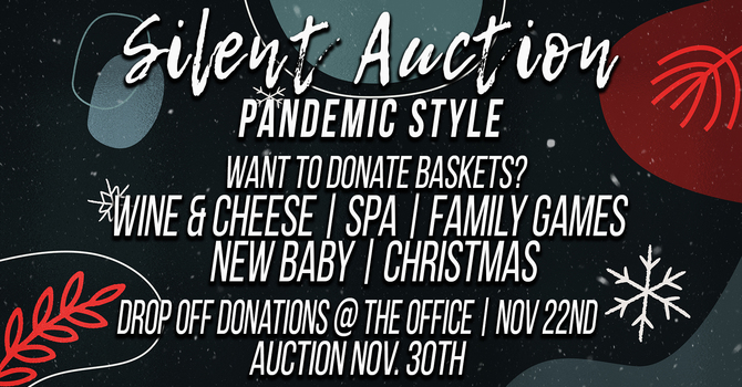 Christmas Silent Auction