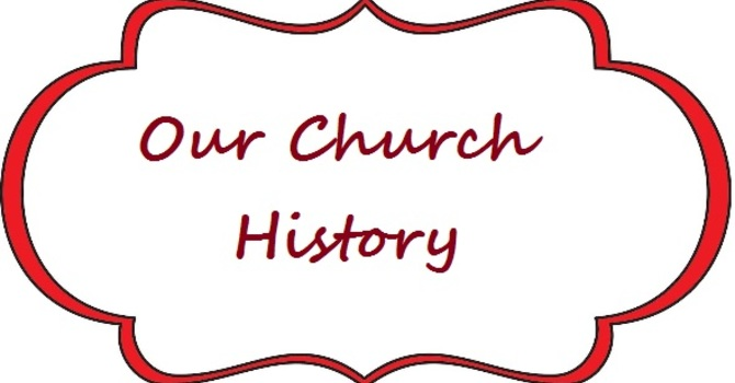 Our History & Ministers Over the Years image