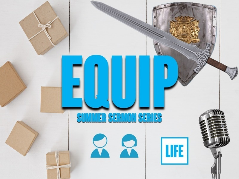 Equipped by the Gifts of the Spirit