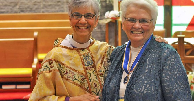 Margaret Warwick - To Be Installed as ACW National President image