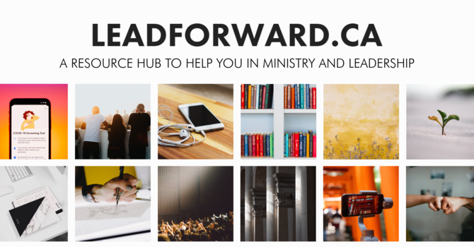 LEAD FORWARD image