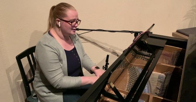 Worship at Home Music | I Won't Move image