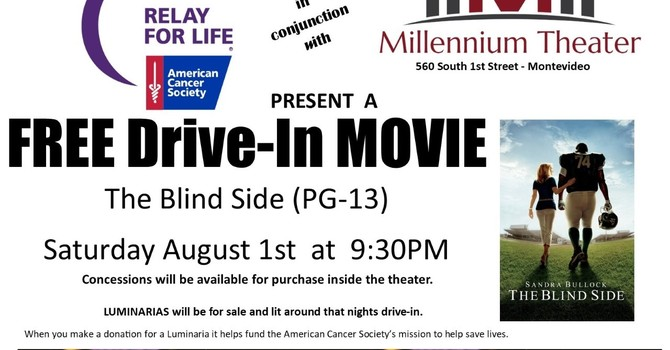 Free Drive-In Movie image