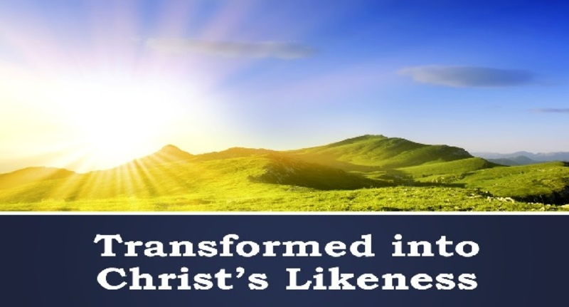 Seeing God's Glory can Bring our Transformation