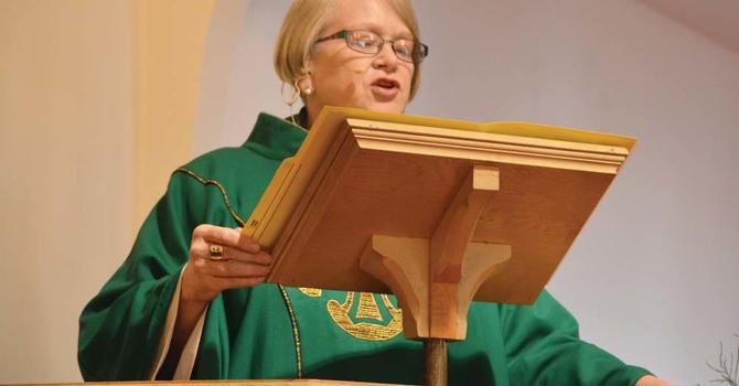 Donna Lita Kirkpatrick, Priest image