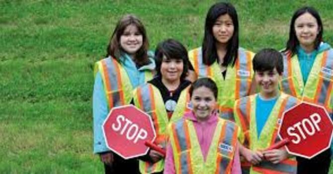 Safety Patrol on Trimble Street - Grades 5-7 image