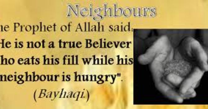 Meeting Our Muslim Neighbour