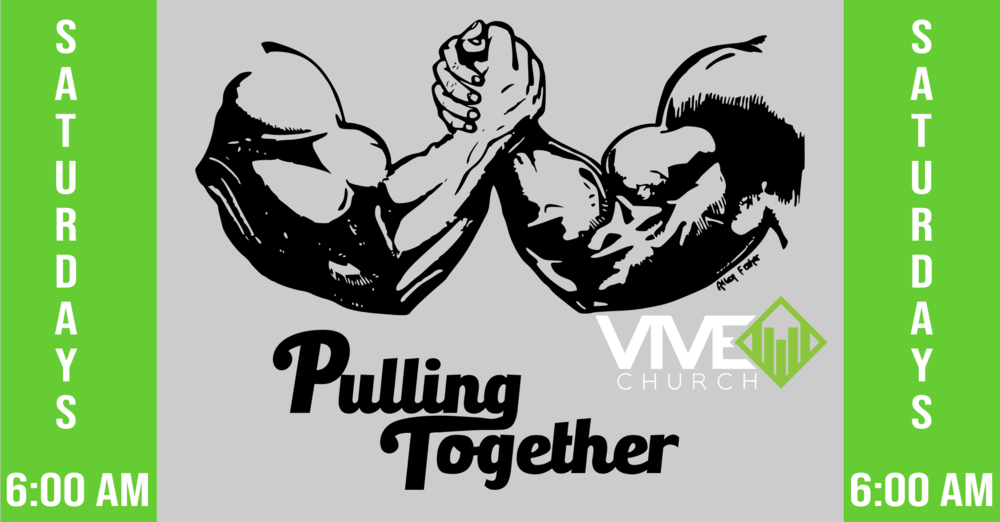 Pulling Together Arm Wrestling