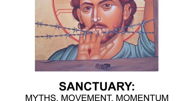 Sanctuary: Myths, Movement, Momentum image