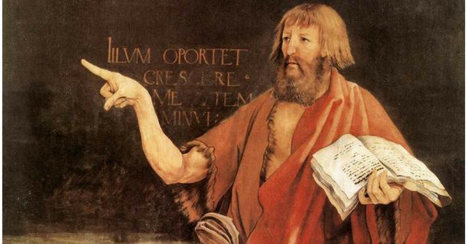 Prophet--4th Sunday in Advent