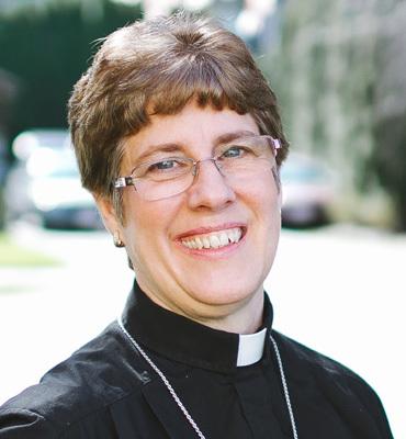 Rev. Jennifer Burgoyne