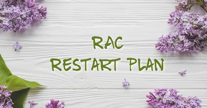 RAC Restart Plan image