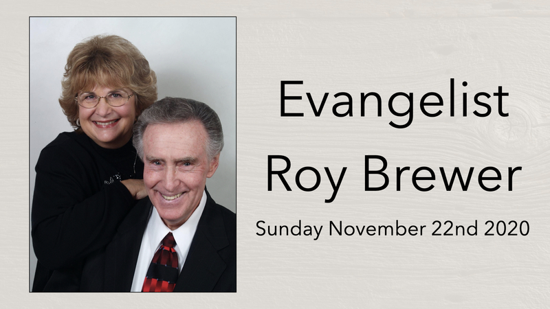 Evangelist Roy Brewer