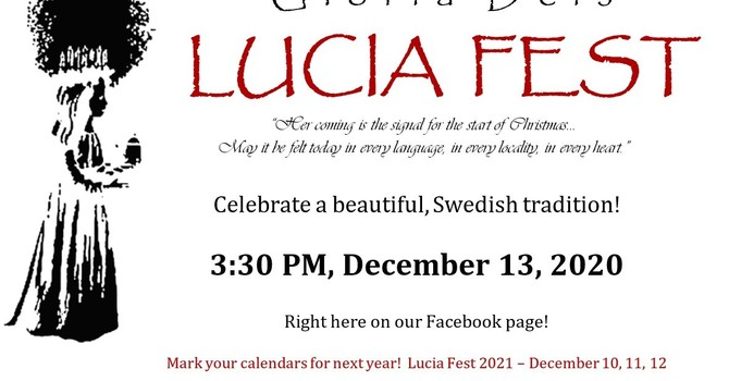 2020 Lucia Fest Virtual Celebration