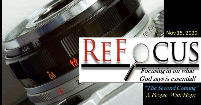 ReFocus 10 - Second Coming