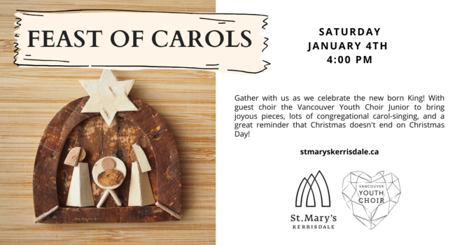Feast of Carols