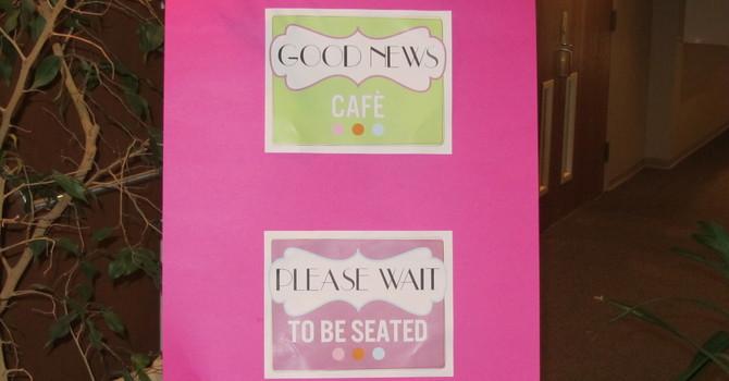 GEMS Sleepover - The Good News Cafe image