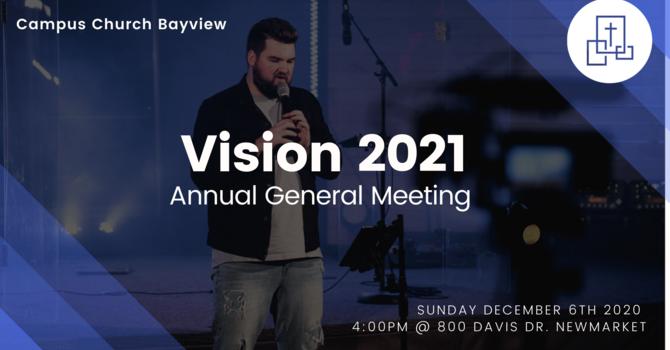 Vision 2021- AGM