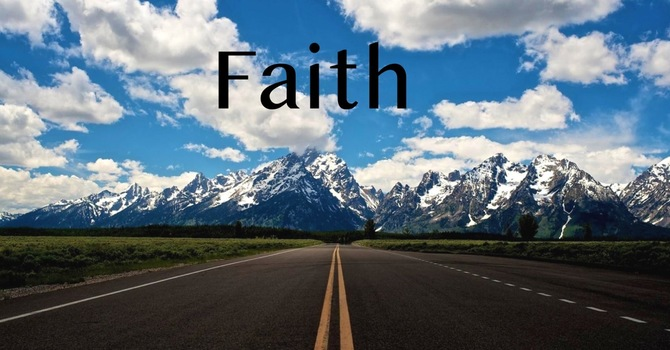 2. Eyes of Faith